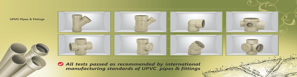 Master PPRC Pipes and Fittings - Makes Living Worth Living